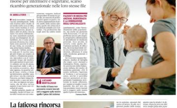 MEDICI di famiglia nell' ASL CN2: primo anello per la tutela della salute tra l' aumento del carico lavorativo e la diminuzione delle risorse umane e professionali